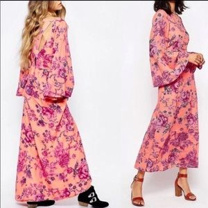 NWT $148 Free People Melrose dress